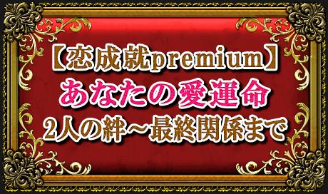 【恋成就premium】あなたの愛運命2人の絆〜最終関係まで